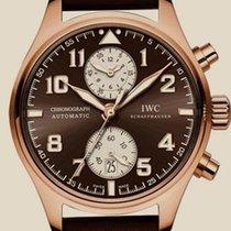 IWC Pilot's Watches Chronograph Antoine de Saint Exupery