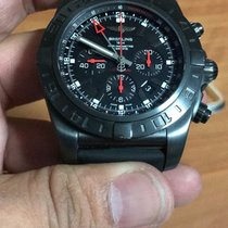 Breitling Chronomat GMT Blacksteel LTD ED
