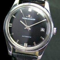 Jaeger-LeCoultre Automatic Date K883 Steel Mens Wrist Watch