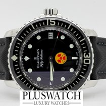 Blancpain 'TRIBUTE TO FIFTY FATHOMS' NO RADIATIONS...