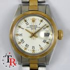 Rolex Lady Date 6916 Steel and Gold