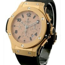 Hublot 44mm Big Bang Rose Gold Mat