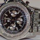 Breitling Bentley Big Date 6.75 Diamonds