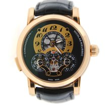 Montblanc Timewriter Emirates Limited Edition 1 of 1 18K Rose...
