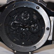 Hublot Big Bang 44mm Aero Bang Skeleton Chrono Limited Edition...