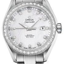 Omega Aqua Terra Ladies Automatic 34mm 231.15.34.20.55.001
