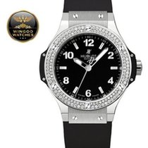Hublot - Big Bang Diamonds acciaio