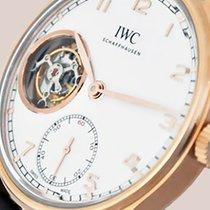 IWC Portugieser Tourbillon · Hand-Wound IW546302