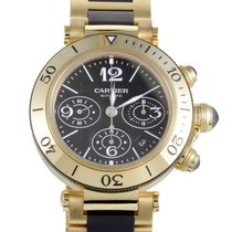 Cartier Pasha Seatimer Men's Automatic Chrongoraph Watch...