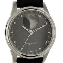 Schaumburg Watch Moon Meteorite Automatik 43mm