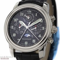 Blancpain Le Brassus Perpetual Calendar Moonphase Rattrapante...