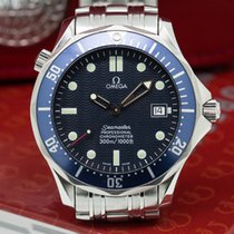 Omega 2531.80.00 Seamaster Professional Blue Dial SS (24833)