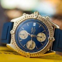 Breitling Chronomat 18 k gold