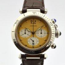Cartier Pasha Chronograph 38 mm.