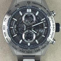 TAG Heuer Carrera Calibre HEUER 01  Grey Phantom Ref. CAR2A8A....