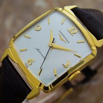 Longines Rare Beautiful 1950s Mens Swiss Made Automatic Dress...
