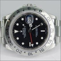 Rolex Explorer II Stahl Ref. 16570