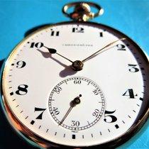 Chronometre Remontoir spiral Breguet pocket watch