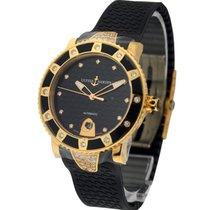 Ulysse Nardin 8106-101E-3C/12 Lady Marine Diver in Rose Gold...