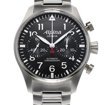 Alpina STARTIMER PILOT AUTOMATIC - 100 % NEW - FREE SHIPPING