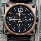 Bell & Ross Chronograph Be-color