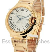 Cartier Ballon Bleu 33mm Automatic in Rose Gold