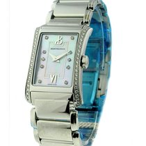 Bertolucci 913-10289 Fascino Stainless Steel - Diamond Bezel -...