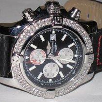 Breitling Super Avenger II Chronograph Diamonds