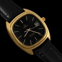 Omega 1980 Seamaster Classic Vintage Mens Quartz Watch, Date -...