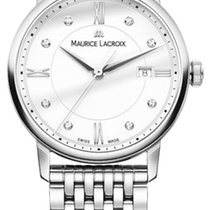 Maurice Lacroix Eliros Date Damenuhr EL1094-SS002-150-1