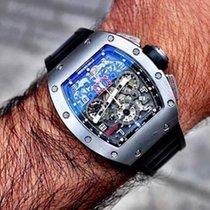 Richard Mille [NEW][RARE] RM 011 Titanium Felipe Massa...