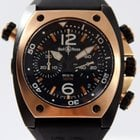 Bell & Ross BR02-94 Rose Gold & Carbon Chronograph