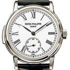 Patek Philippe 5078P-001 Grand Complications 38mm White Roman...