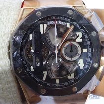 Audemars Piguet Royal Oak Offshore Tourbillon Chronograph -...