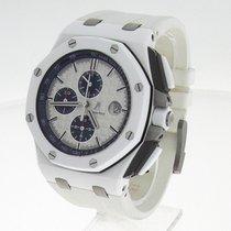 Audemars Piguet Royal Oak Offshore White Ceramic Limited