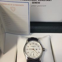 Frederique Constant Vintage Rally Automatic Silver Dial Mens...