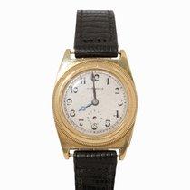 Harwood Vintage Gold Wristwatch, c. 1930