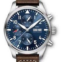 IWC Pilot Midnight Automatic Chronograph Blue Dial