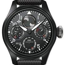 IWC Schaffhausen IW502902 Big Pilot's Watch Perpetual Calendar...