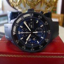 IWC Aquatimer Limited Edition Galapagos Islands Chronograph Watch