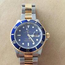 Rolex Submariner Gold/Stahl