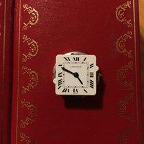Cartier Montres Santos Lady- quadrante e meccanismo automatico