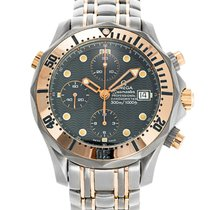 Omega Watch Seamaster Chrono Diver 2296.80.00