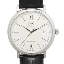 IWC Portofino Stainless Steel Silver Automatic IW356501
