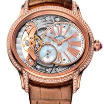 Audemars Piguet Millenary Hand-Wound 18K Pink Gold &...