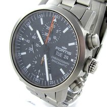 Fortis Spacematic Flieger Chronograph Day-date Automatik...