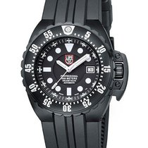Luminox Deep Dive Automatic Mens Watch - Black Dial & Case...