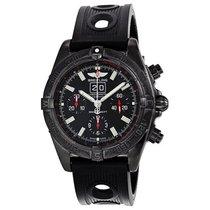 Breitling Blackbird Chronograph Automatic Mens Watch M4435911-...