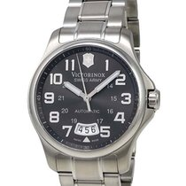Victorinox Swiss Army VICTORINOX  – Army Officer Grey Dial...
