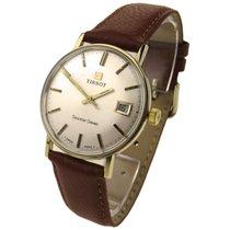 天梭 (Tissot) Seastar Seven Vintage 9ct Gold
